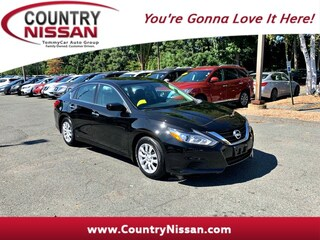 Used 2016 Nissan Altima 2.5 Sedan For Sale In Hadley, MA