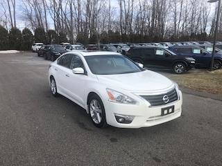 Used 2015 Nissan Altima 2.5 SV Sedan For Sale In Hadley, MA