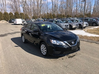 Used 2018 Nissan Sentra S Sedan For Sale In Hadley, MA