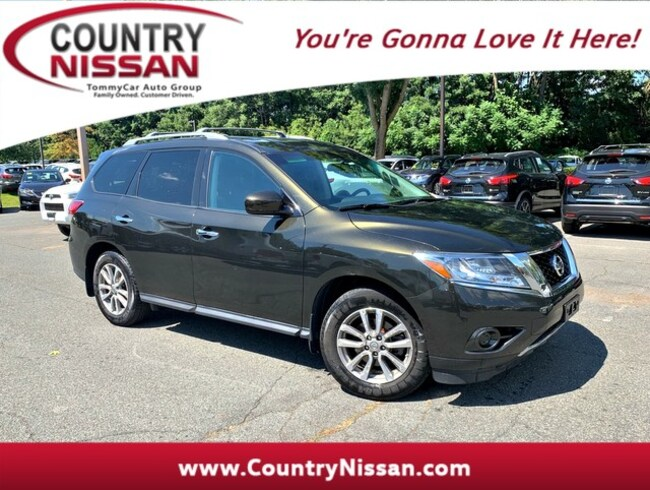 2016 Nissan Pathfinder S SUV For Sale in Hadley, MA