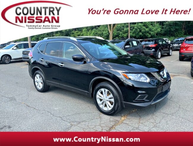 2016 Nissan Rogue SV SUV For Sale in Hadley, MA