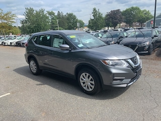 New 2019 Nissan Rogue S SUV For Sale In Hadley, MA