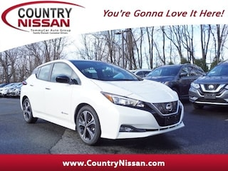 New 2019 Nissan LEAF SV Hatchback For Sale In Hadley, MA