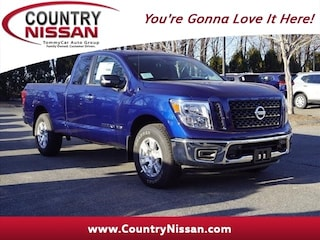 New 2019 Nissan Titan SV Truck King Cab For Sale In Hadley, MA