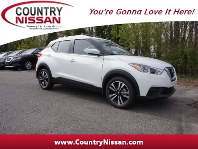 2019 Nissan Kicks SV SUV For Sale in Hadley, MA