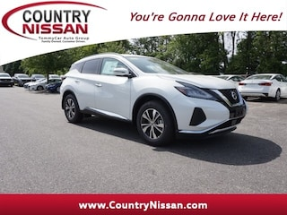 New 2019 Nissan Murano SV SUV For Sale In Hadley, MA