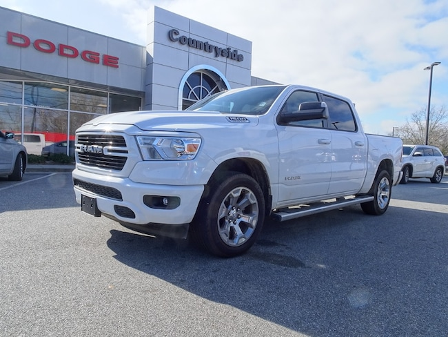 Used 2019 Ram 1500 Big Horn/Lone Star Truck Crew Cab for sale in Jackson, GA.