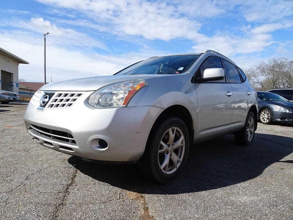 2010 Nissan Rogue SL SUV
