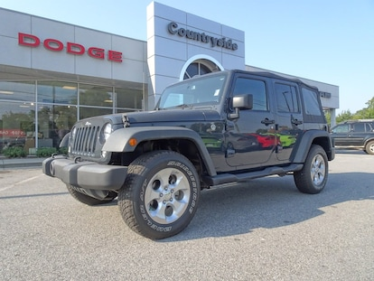 Used 2016 Jeep Wrangler Unlimited For Sale in Jackson, GA