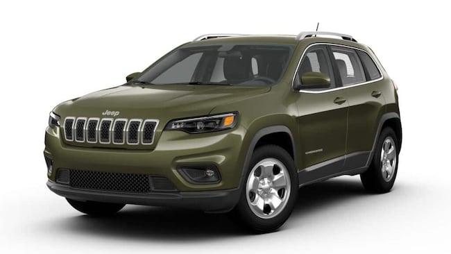 New 2019 Jeep Cherokee LATITUDE FWD Sport Utility for sale in Jackson, GA.