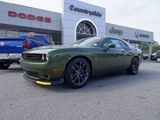 New Chrysler Dodge Jeep Ram  2020 Dodge Challenger R/T SCAT PACK Coupe for sale in Jackson, GA