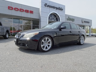 New Chrysler Dodge Jeep Ram Models 2007 BMW 550i Sedan for sale in Jackson, GA