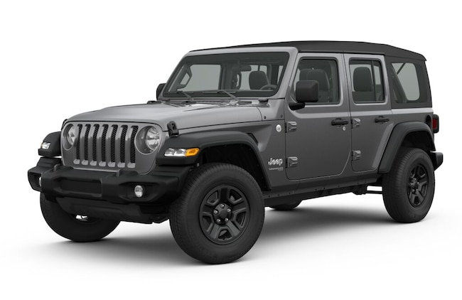 New 2019 Jeep Wrangler UNLIMITED SPORT 4X4 Sport Utility for sale in Jackson, GA.