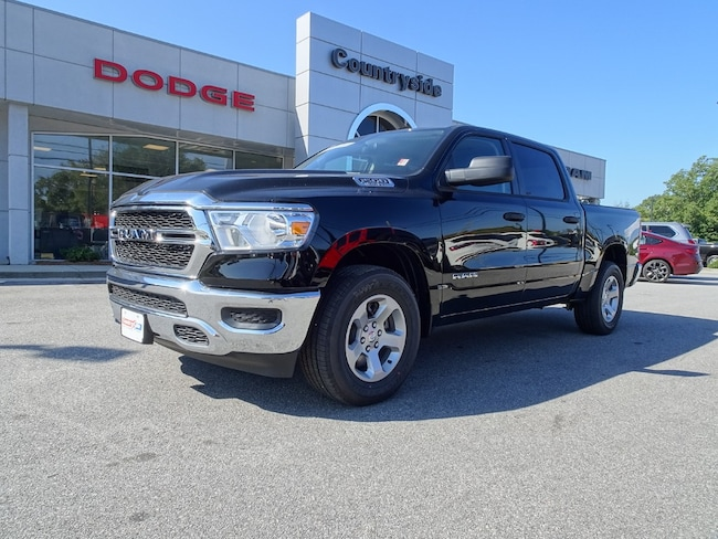 New 2019 Ram 1500 TRADESMAN CREW CAB 4X2 5'7 BOX Crew Cab for sale in Jackson, GA.