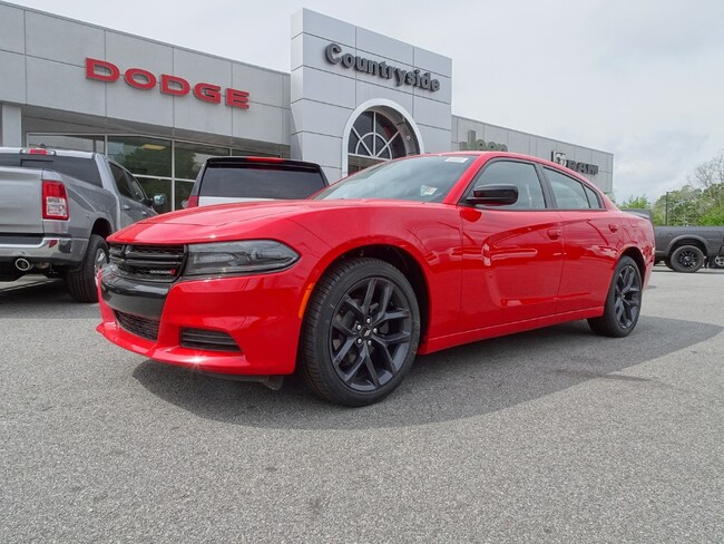 New 2019 Dodge Charger SXT RWD Sedan for sale in Jackson, GA.