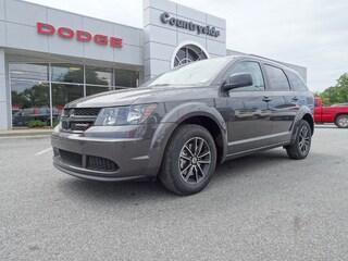 New Chrysler Dodge Jeep Ram  2018 Dodge Journey SE Sport Utility for sale in Jackson, GA