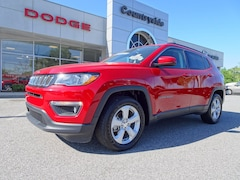 2018 Jeep Compass Latitude FWD SUV For Sale in Jackson, GA