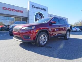 New Chrysler Dodge Jeep Ram  2019 Jeep Cherokee LATITUDE FWD Sport Utility for sale in Jackson, GA