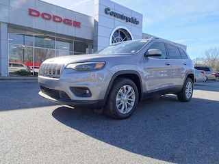 New Chrysler Dodge Jeep Ram  2019 Jeep Cherokee LIMITED FWD Sport Utility for sale in Jackson, GA