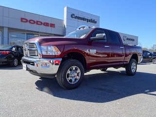 Commercial Vehicles 2018 Ram 2500 BIG HORN CREW CAB 4X4 6'4 BOX Crew Cab Jackson, GA