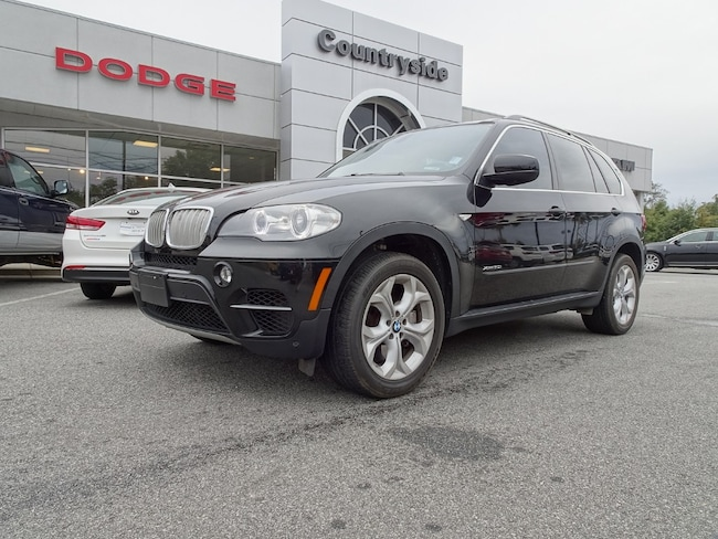 Used 2013 BMW X5 xDrive50i SAV for sale in Jackson, GA.
