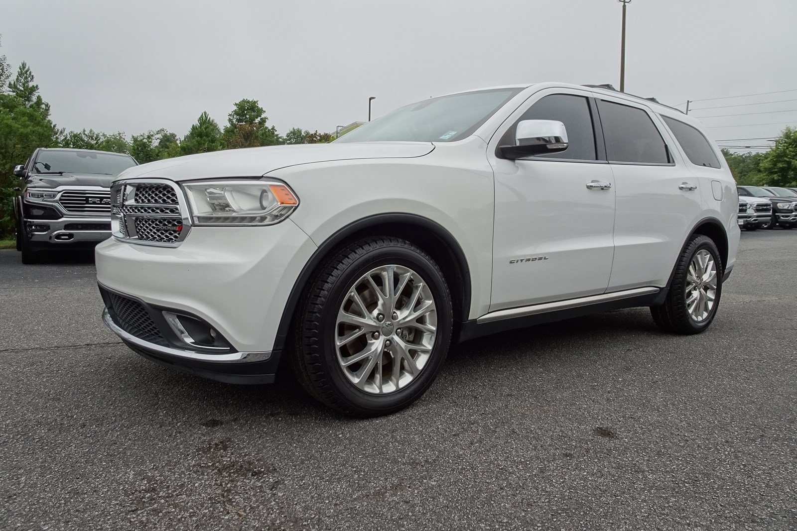 Used 2014 Dodge Durango For Sale at Countryside Chrysler