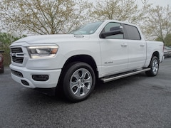 2020 Ram 1500 BIG HORN CREW CAB 4X4 5'7 BOX Crew Cab For Sale in Jackson, GA