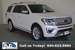 New 2019 Ford Expedition Platinum 4x4 in Columbus, WI