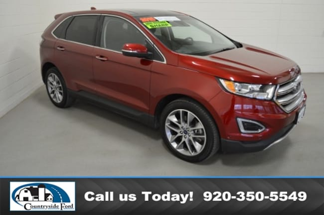 2015 Ford Edge Titanium AWD in Columbus, WI