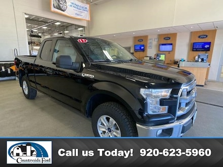 Used 2017 Ford F-150 XLT 4WD Supercab 6.5 Box For Sale in Columbus