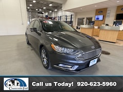 2017 Ford Fusion SE FWD in Columbus, WI