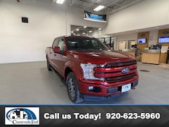 New 2020 Ford F-150 Lariat 4WD Supercrew 6.5 Box in Columbus, WI