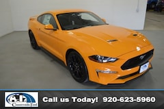 New 2019 Ford Mustang Ecoboost Fastback in Columbus, WI