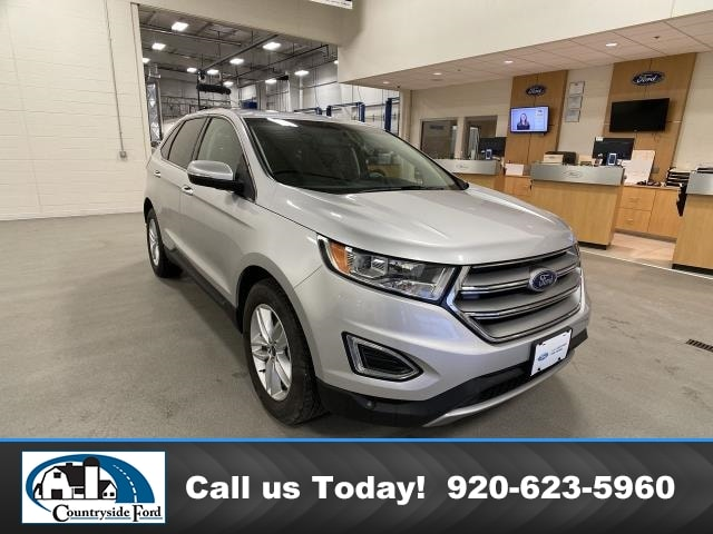 Used 2016 Ford Edge SEL AWD For Sale in Columbus