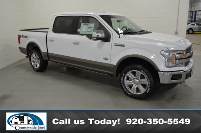 2019 Ford F-150 King Ranch 4WD Supercrew 5.5 Box in Columbus, WI