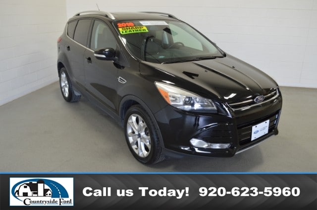 Used 2016 Ford Escape 4WD  Titanium For Sale in Columbus