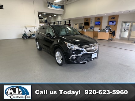 Used 2017 Buick Envision AWD  Preferred For Sale in Columbus