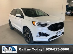 New 2020 Ford Edge ST AWD in Columbus, WI