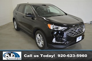 New 2019 Ford Edge SEL AWD in Columbus, WI