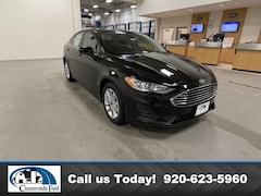 New 2020 Ford Fusion SE FWD in Columbus, WI