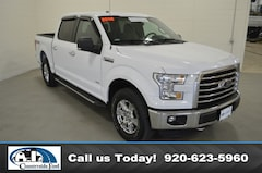 2016 Ford F-150 4WD Supercrew 145 XLT in Columbus, WI