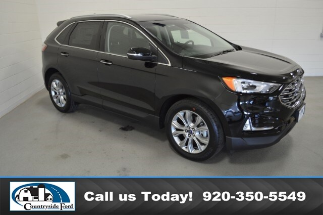 2019 Ford Edge Titanium AWD For Sale in Columbus, WI