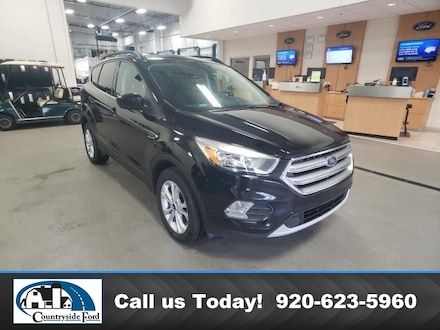 Used 2017 Ford Escape SE 4WD For Sale in Columbus