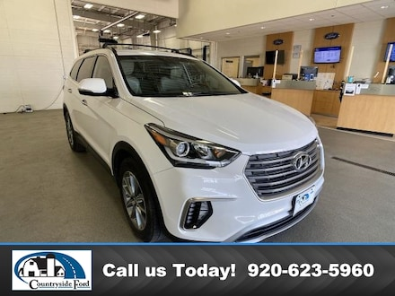 Used 2017 Hyundai Santa Fe Limited 3.3L Auto For Sale in Columbus
