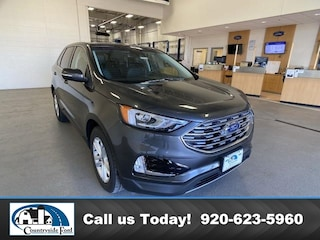 New 2020 Ford Edge SEL AWD in Columbus, WI