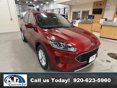 New 2020 Ford Escape SE AWD in Columbus, WI