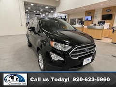 New 2020 Ford EcoSport SE 4WD in Columbus, WI