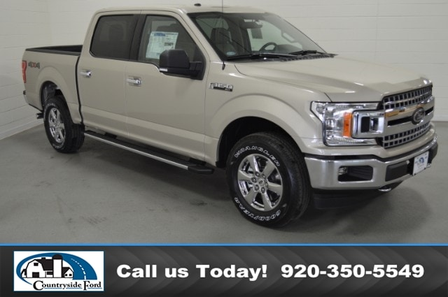 2018 Ford F-150 XLT 4WD Supercrew 5.5 Box Columbus, WI
