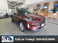 in Columbus, WI 2021 Ford Escape Titanium AWD SUV New
