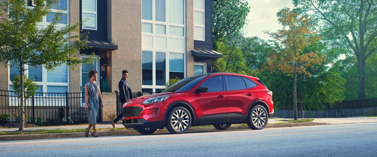 2020 Ford Escape near Madison